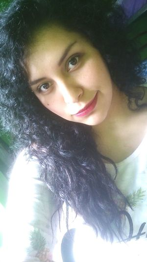 Chinos <3 Curly Hair Cute Nice Day Beautiful