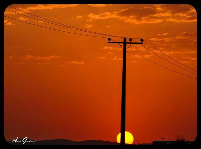 Capture The Moment First Eyeem Photo Iran♥ Arak Sunset I Love My City EyeEm Best Shots The Week Of Eyeem The Week On EyeEm 7
