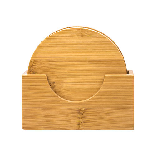 Beverage coasters in wooden holder isolated on white background. Wooden pad for put your mug. ( Clipping path ) Box Clipping Coasters Container Isolated Mat Box - Container Brown Clipping Path Coaster Copy Space Cut Out Design Holder Holders Pad Plate Protect Round Shape Single Object Surface White Background Wood - Material Wooden