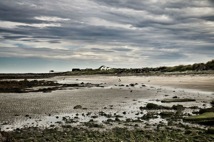 Nature Photography Nature On Your Doorstep Beachphotography Oldfarmhouse Beach Day Beauty In Ordinary Things Enjoying Life Sandgerði Sky And Clouds Sky_collection