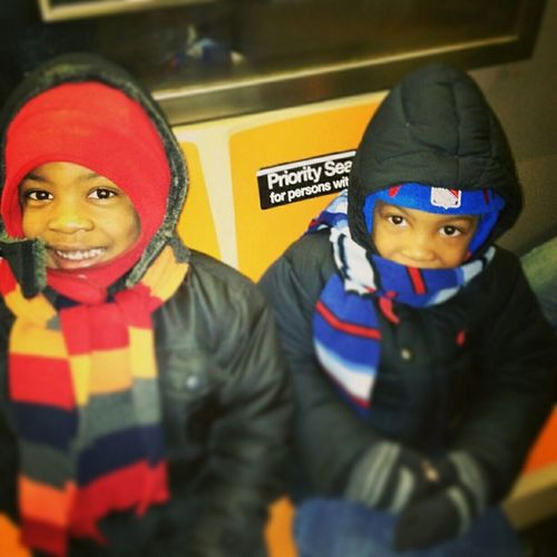 Subways In Brooklyn  Lil'Brothers