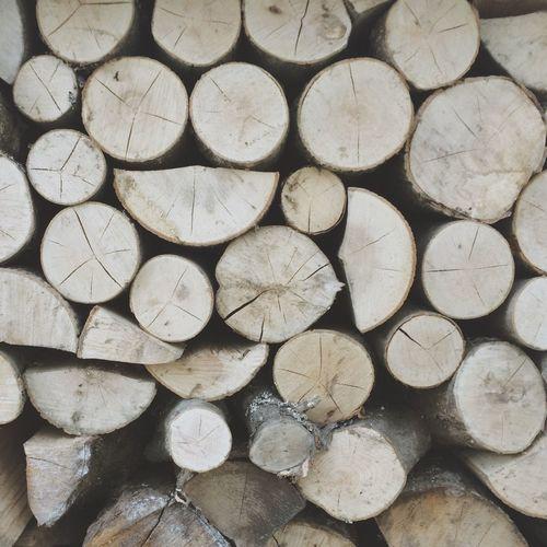 wood Full Frame Log Backgrounds Firewood Timber Wood Lumber Industry