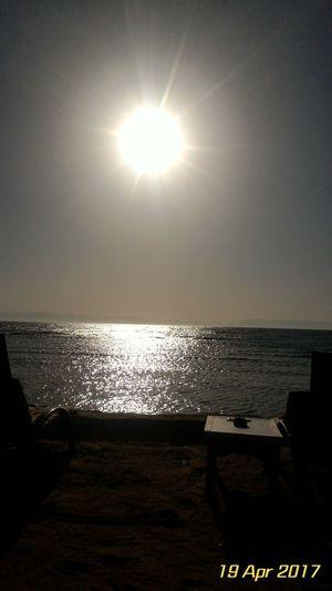 Dahab, is soul Sky Blue Soul Sun Pradise Nature Morning