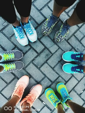 Shoes Shoeselfie Shoelaces Running Shoes Neon Colors Lieblingsteil Out Of The Box