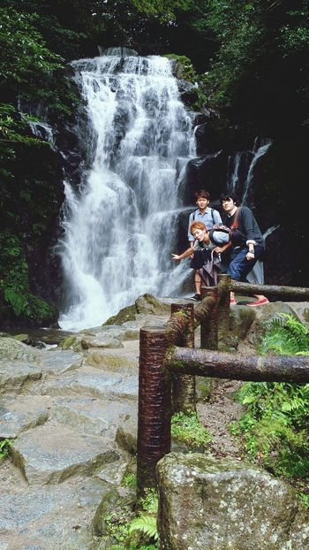 Fukuoka City  白糸の滝 Beautiful Nature