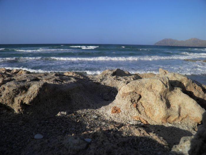 Beach Of Son Serra - Mallorca Mallorca Is My Life Mar De Nubes Mar De Son Serra - Balearic Island Sand Of Mallorca Sand Of Son Se Sea Seashore Seashore Of Son Serra (Balearic Island)