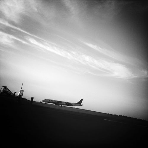 Boarding EMB195