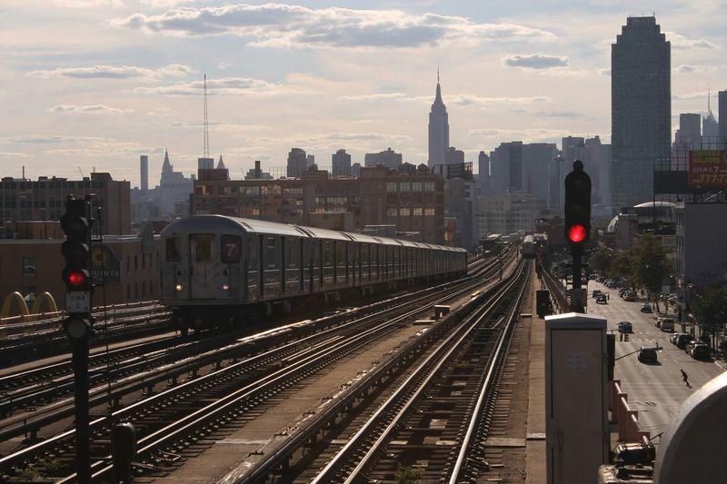 Subway Public Transportation Queens