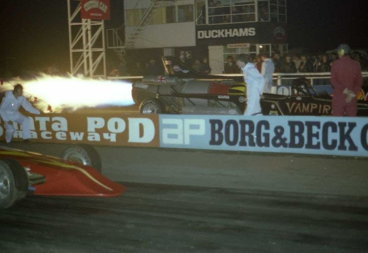 Racing Cars Drag Racing