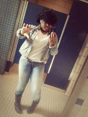 In school coolin