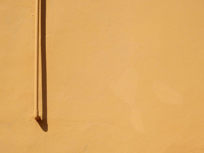 Brown Wall Composition Minimalist Minimalist Architecture Abstract Architecture Art Backgrounds Beige Built Structure Light And Shadow Minimalism Pipe Pipe - Tube Shadow Shapes And Forms Street Wall Sunlight Wall Wall - Building Feature