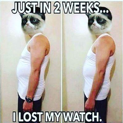 In Just 2 Weeks ... 😋😝😜😛