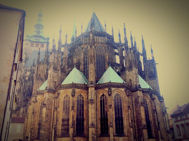Prague Niceplace Ilovetravelling  Just One Fine Day Nuple Chunsumonpics Czech Republic