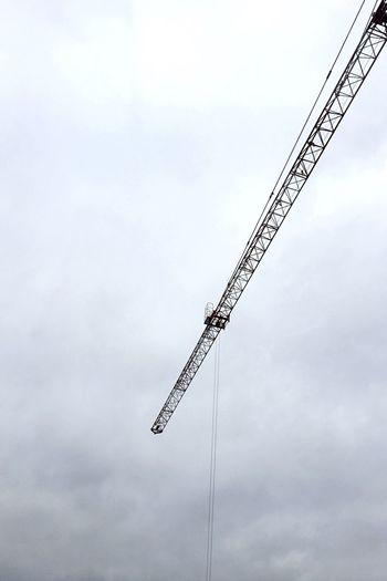 Crane at Work
