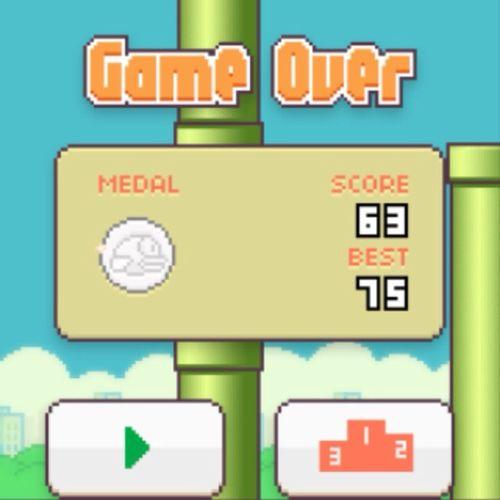Flappy Bird Sucide Jeux De Mains - Hand Games. Comment devenir fou ? Jouer a ce jeu !