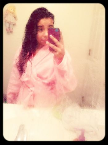 Freash Out The Shower