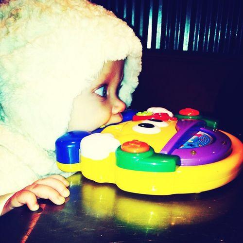 She's so cute (: