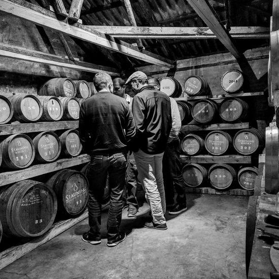 Stauningwhisky Destillery Heaven And Earth EyeEm Selects