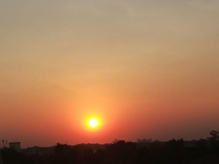 Sunset Cambodia Sunset