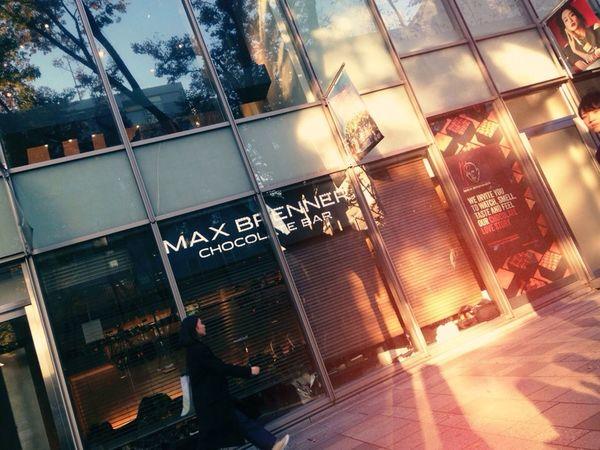 Maxbrenner in Japan!