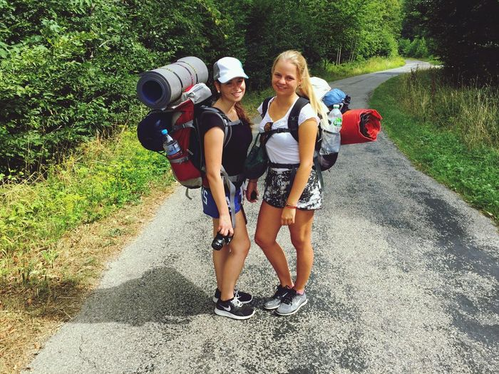 Backpacking 👳🏿