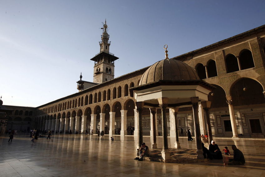 50+ Umayyad Mosque Pictures HD | Download Authentic Images