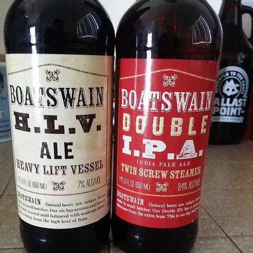 Beeroclock Boatswain IPA Ale beer beersnob