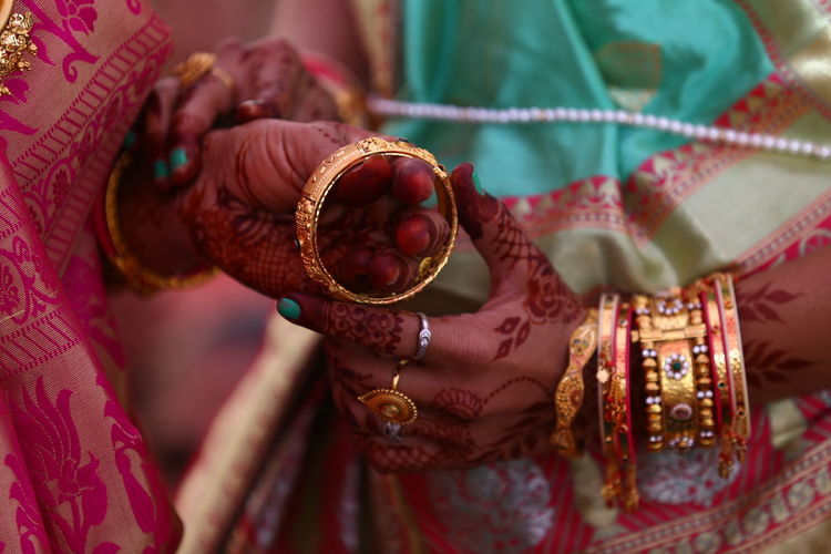 Adult Bangle Bracelet Celebration Close-up Clothing Event Focus On Foreground Hand Henna Tattoo Holding Human Hand Jewelry One Person Traditional Clothing Wedding Wedding Ceremony Women EyeEmNewHere A New Beginning 50 Ways Of Seeing: Gratitude #NotYourCliche Love Letter 17.62° International Women's Day 2019 My Best Photo Exploring Fun