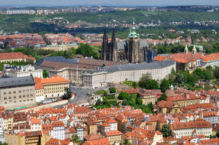 Beautiful Prague view View From Above View Rooftop Prague Czech Republic Traveling Travel Travel Photography Trip Europe
