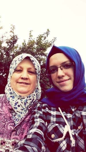 Annem benim :)