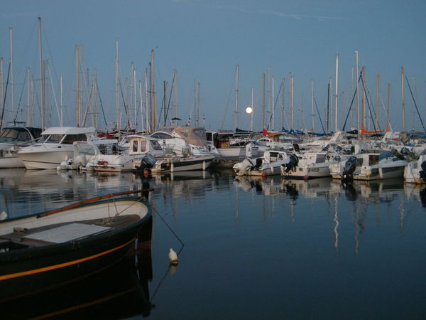 Boat Clear Sky Day Harbor Mast Mode Of Transport Moored Nature Nautical Vessel No People Outdoors Reflection Sailboat Sea Sky Transportation Water Waterfront Yacht