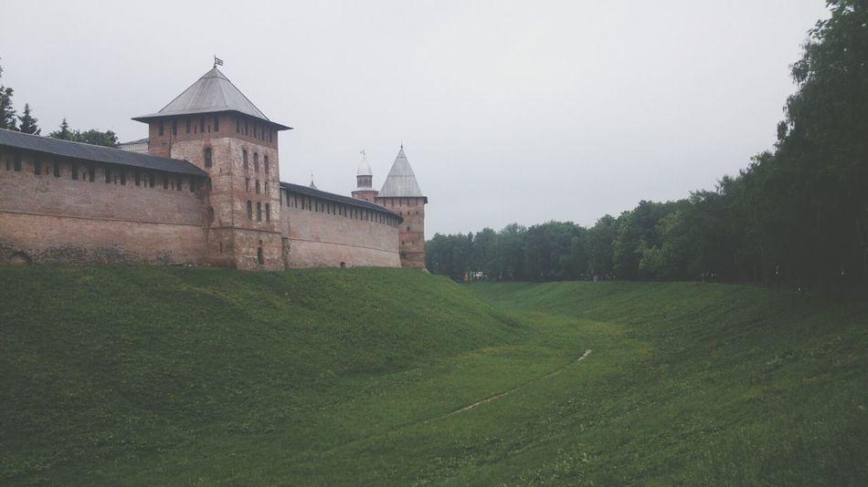 Russia Holiday Nature Novgorod