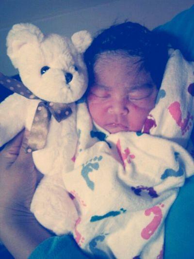 My Beautiful Niece (: Melanie Ivone