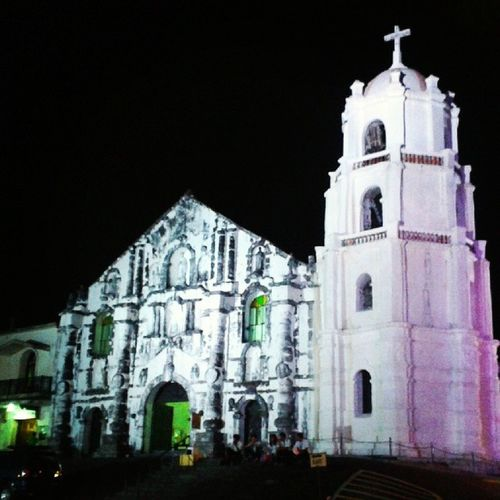 Daraga Church Oldchurch Structure Itsmorefuninthephilippines Bicol Uragon Instapic Igers