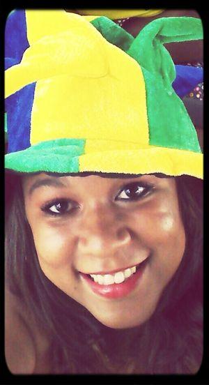 É amanhã <3 Brasil Fifaworldcupbrazil2014 Tatendocopasim Brasilsempre