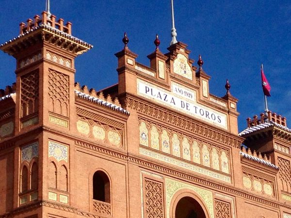 Madrid Madrid Spain Plazadetoros Architecture Travel Destinations Toros