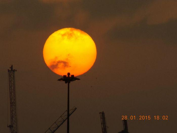 #غروب_الشمس #جدة #ميناء_جدة_الإسلامي #تصويري #sunet #Jeddah #Jeddah_Islamic_Port #Nikon original_shot