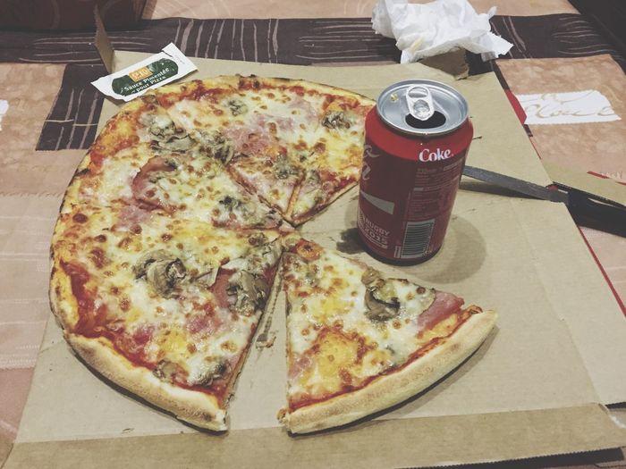 Pizza Vaux-le-pènil 77 Pakistan PAKPAK Doudou ❤ Cocacola