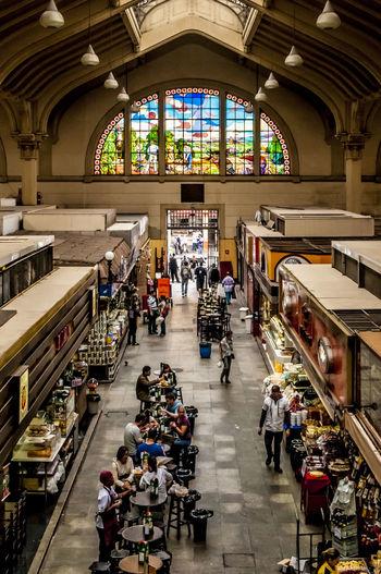 Brazil Mercado Municipal Paulitano Mercadomunicipal Popular Popular Market Sao Paulo - Brazil São Paulo