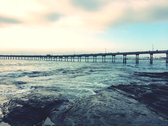 Sea Sea Sky