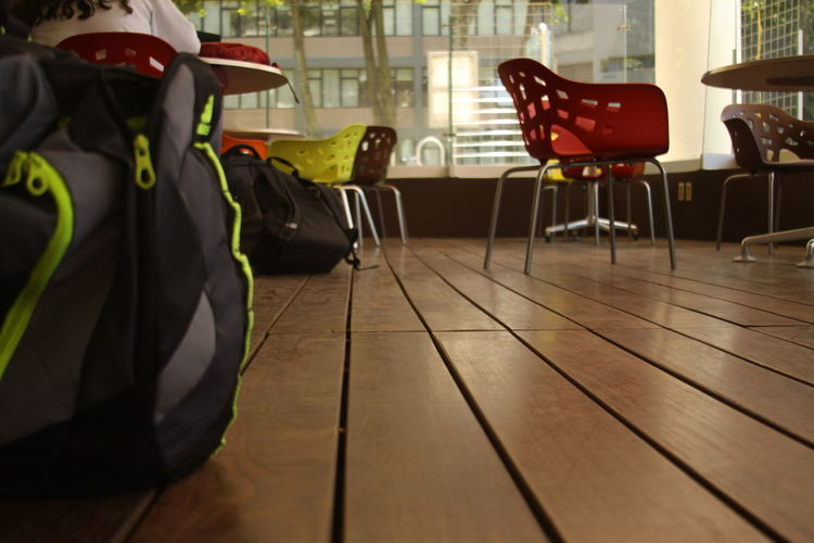 @RRebolledo Composition Lines Chair Day Hardwood Floor Indoors  No People Table