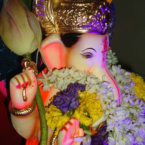 Aala Re Aala! Ganpati Bappa Aala...! Ganesh Chaturti Puneinstagrammers Punekar Bappa Happy Blessed  Besttimeoftheyear ...! NoEdits  Ganpathibappamorya