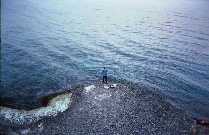 35mm 35mm Film Analogue Photography Coastline Color Escapism Film Film Photography Outdoors Sea Seafish Seascape Water Weekend Activities