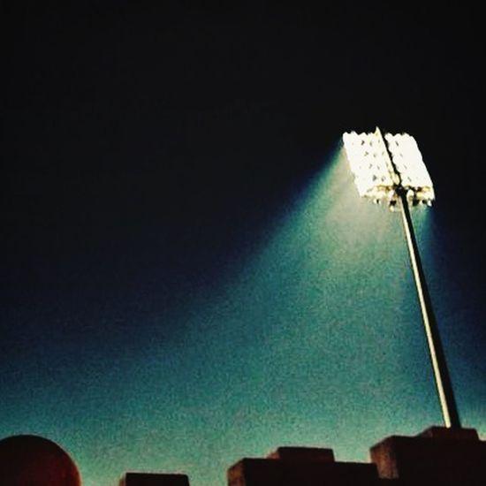 Light Soccer Iraq UAE