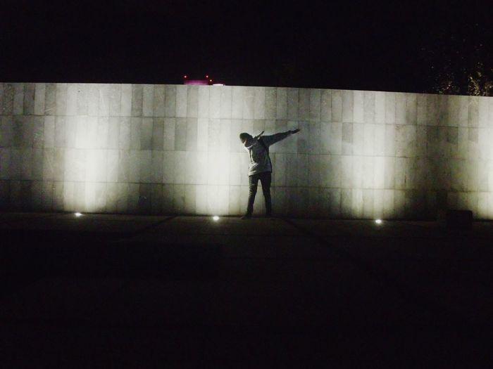 Botella Challenge One Person Puebla, México. Arts Culture And Entertainment Solitary Men Viaje Photography Arquitecture