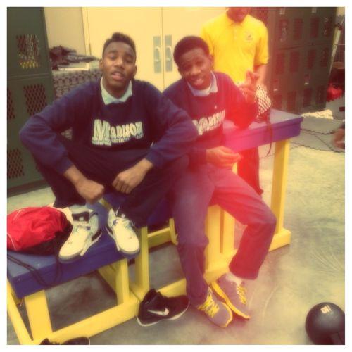 Me And My Bro.