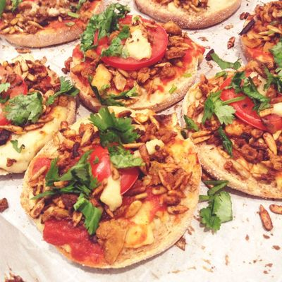 Vegan Food And Drink Food Ready-to-eat Pizza Freshness Indoors  Still Life