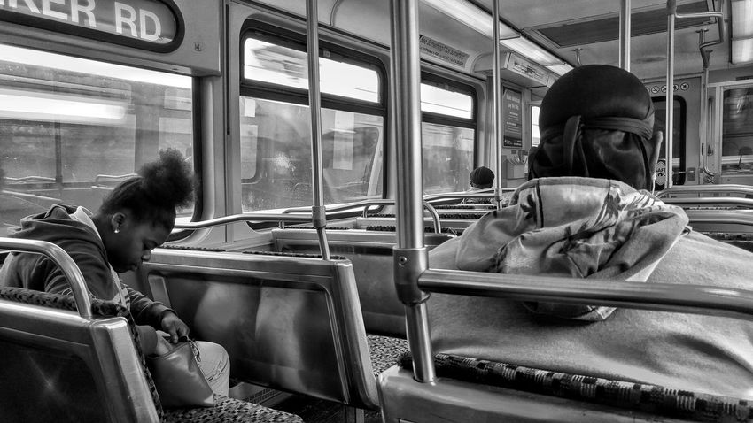 Editorial  Black And White Blackandwhite Monochrome Train Morning Commute Subway Train Men Vehicle Seat Journey Window Train Interior Passenger Train Train Commuter Stories From The City The Street Photographer - 2018 EyeEm Awards