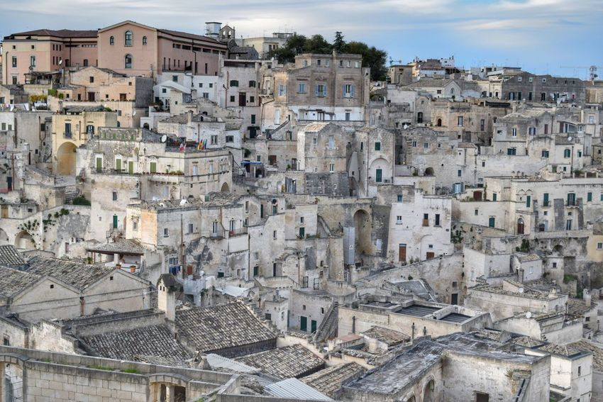 Matera Italia Italy Basilicata, Italy  UNESCO World Heritage Site Matera - Capitale Della Cultura Basilicata, Italy  Matera - Italia Matera Italy Matera2019 Building Exterior Old Town Ancient History Ancient Civilization Ancient Architecture Crowded Ancient Cityscape Travel Destinations City Architecture Town Built Structure Outdoors Sassi Di Matera