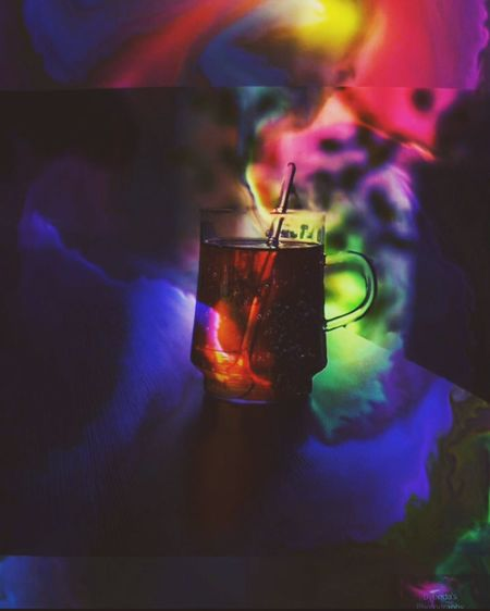 Tea Tea - Hot Drink EyeEm Gallery Eye4photography  Eyemphotos Eyemphotography Tea Time Eyem Eyemcaptured Eyem Collection Eye For Photography Multi Colored Drink Drinking Glass Illuminated Close-up Food And Drink